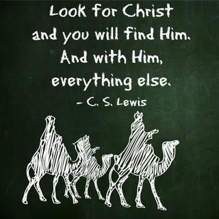 CHristmas C S Lewis