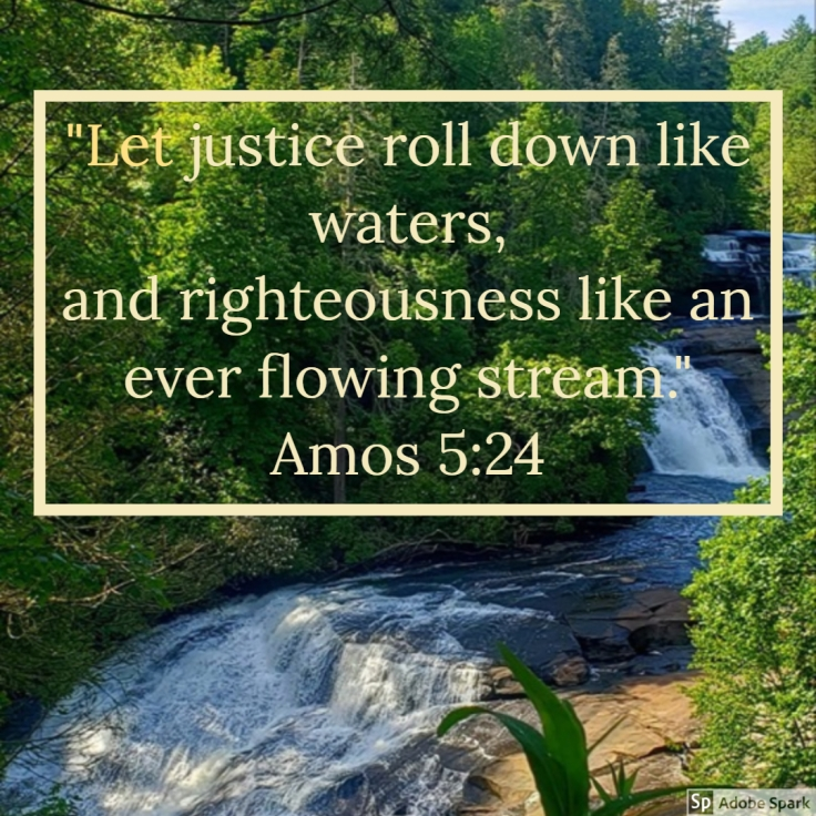 Amos 5.24